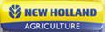 New Holland logo - Ensilage de foin paille produits de presses