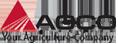 Agco logo - Ensilage de foin paille produits de presses