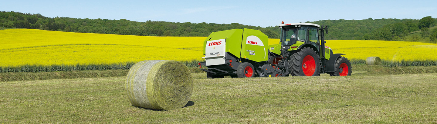 CLAAS Rollatex Pro 2800m | 4500m | 3500 XW