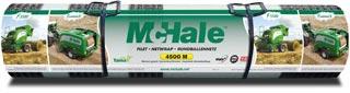 McHale 4500m et 2800m Filet pour presse à bale ronde