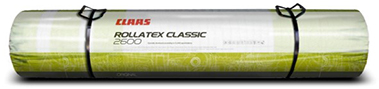 claas rollatex classic 2600m