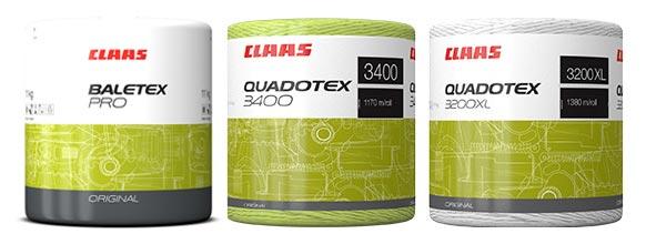 CLAAS Quadotex & Baletex PRO