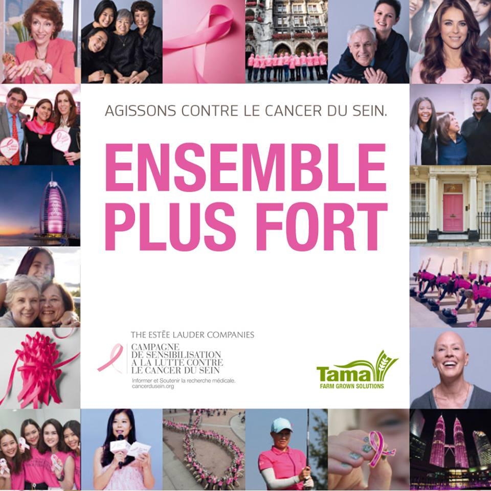 AGISSONS CONTRE LE CANCER DU SEIN