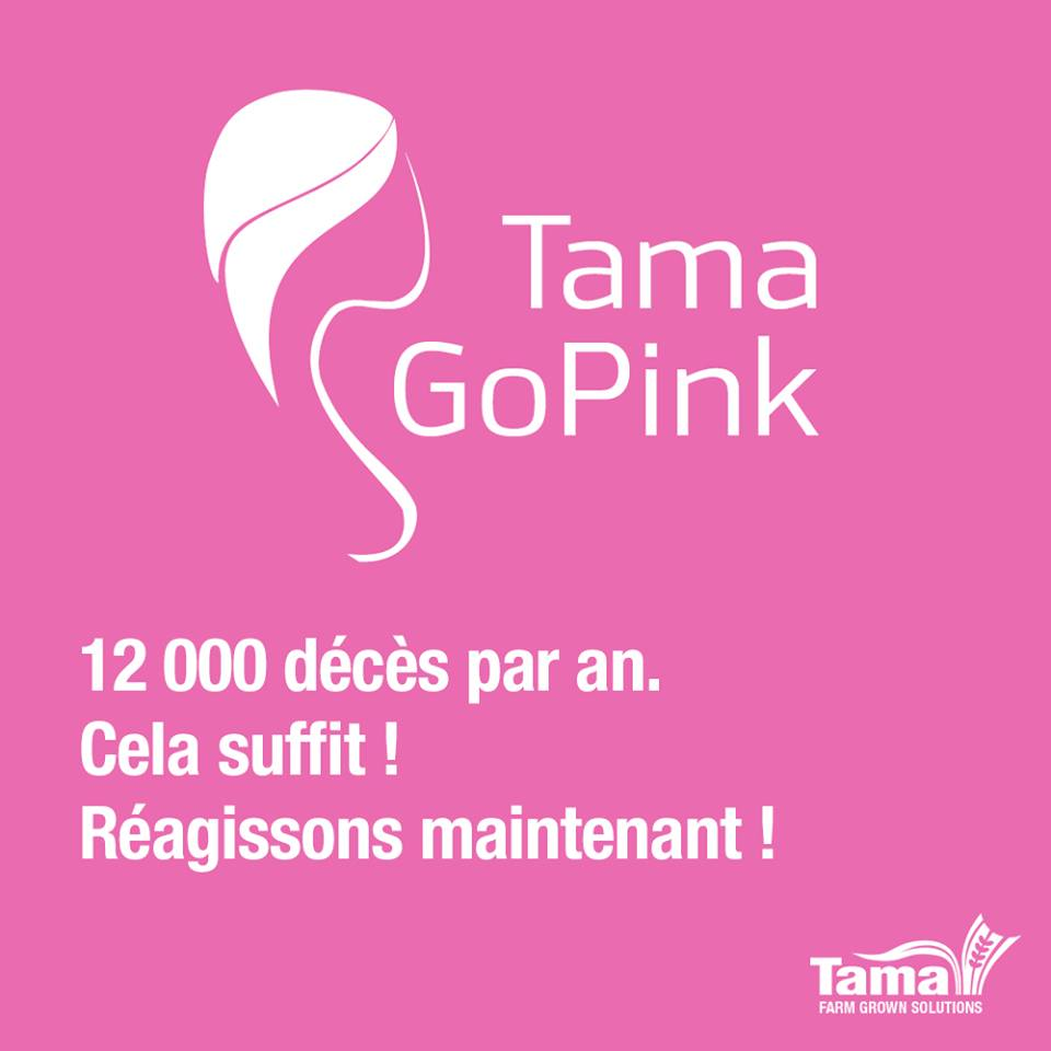 tama go pink