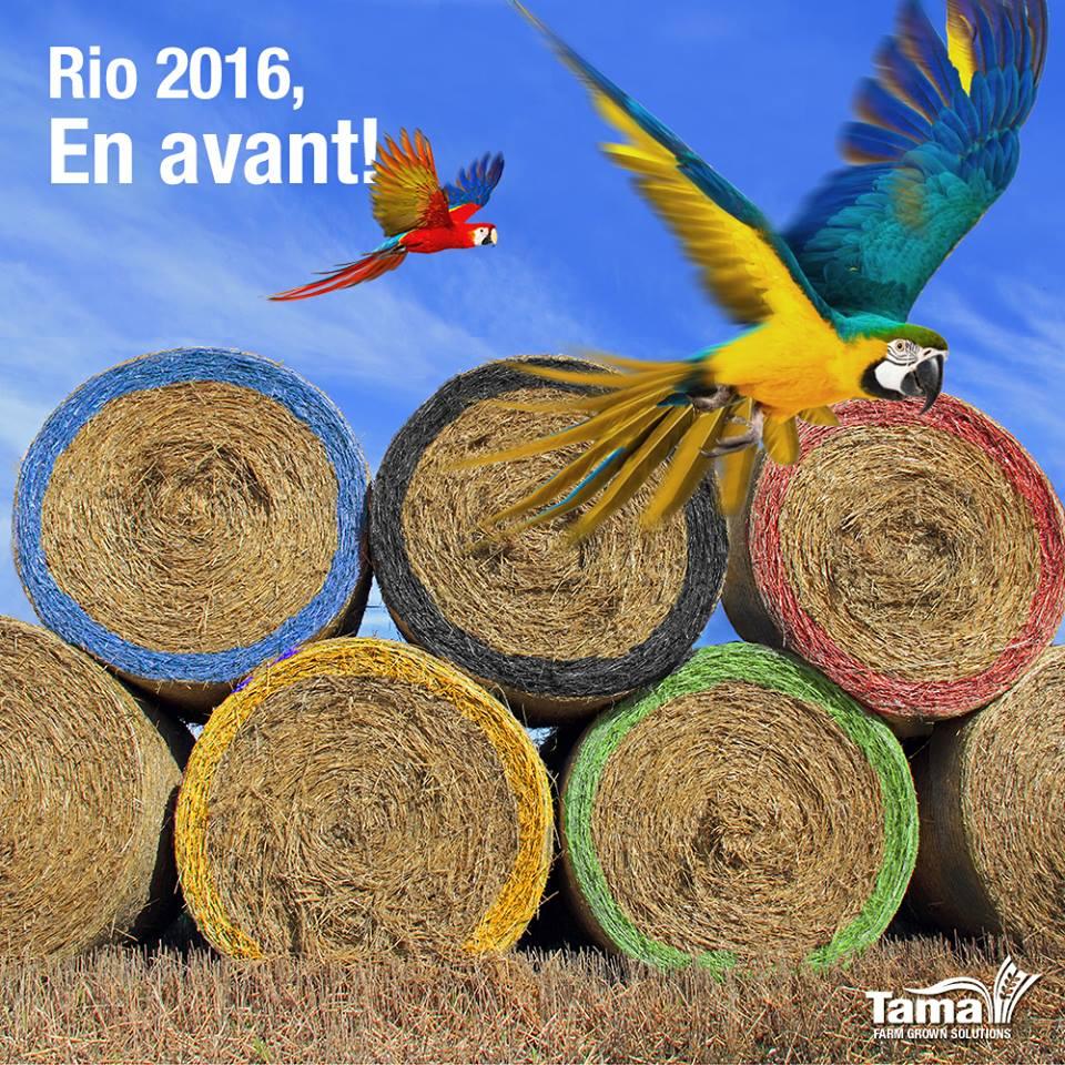 Rio 2016, En avant