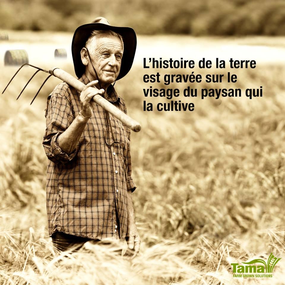 Etre paysan est une fierté, de génération en génération
