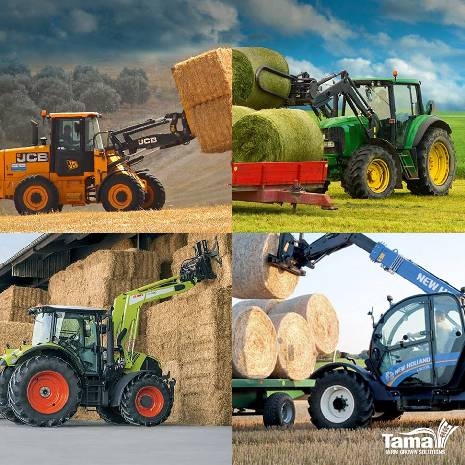 How do you stack your bales?