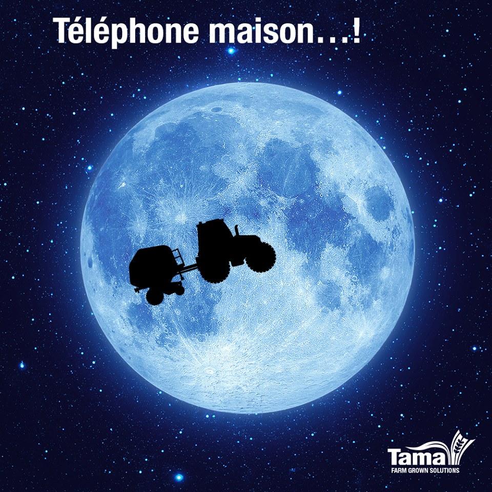 Téléphone maison...!