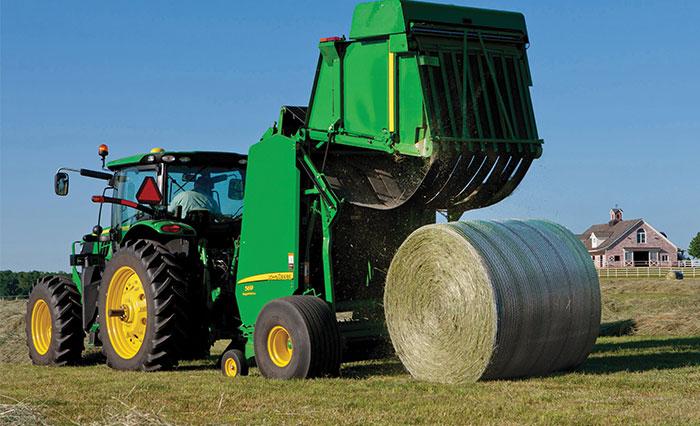 John Deere B-Wrap® Bale Netwrap