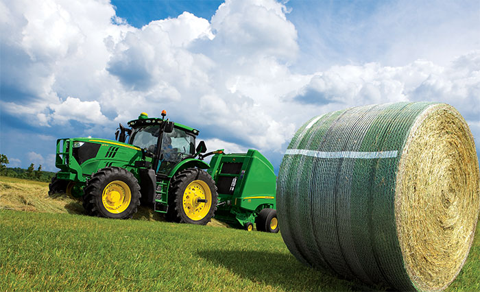 JD B-Wrap® Bale Netwrap