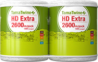 TamaTwine Plus HD Extra 2600 Pack