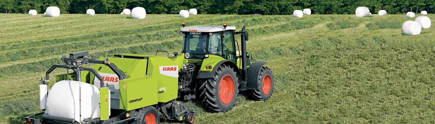 CLAAS Wrapex Main Picture | CLAAS Wrapex Main Picture