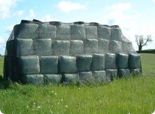 Bale storage