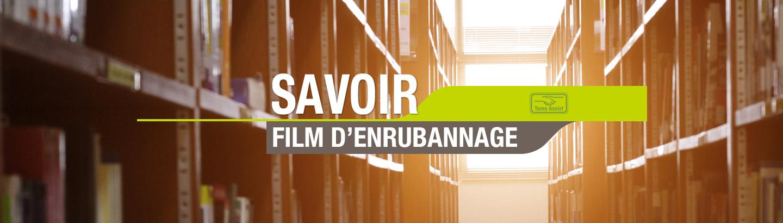 Tama Assist Savoir Film d'enrubannage