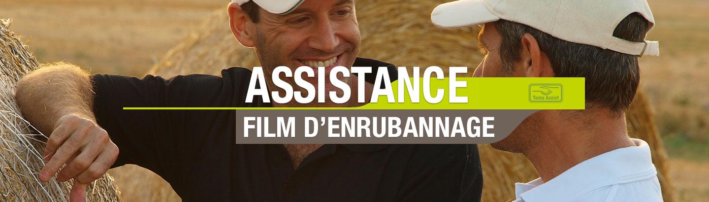 Tama Assist Assistance Film d'enrubannage