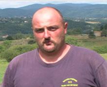 Cédric Lacombe, entrepreneur dans le Puy de Dôme