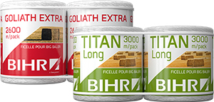 BIHR golaith extra titan long pack