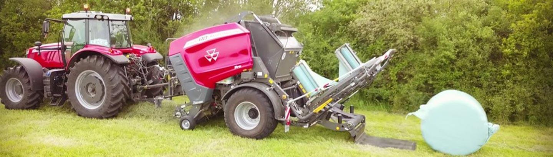 Massey Ferguson 750 x 1650m