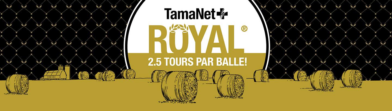"TamaNet<span class=""plus bs""></span> Royal<sup>®</sup>"